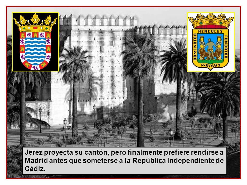 Betanzos se declara independiente de La Coruña.