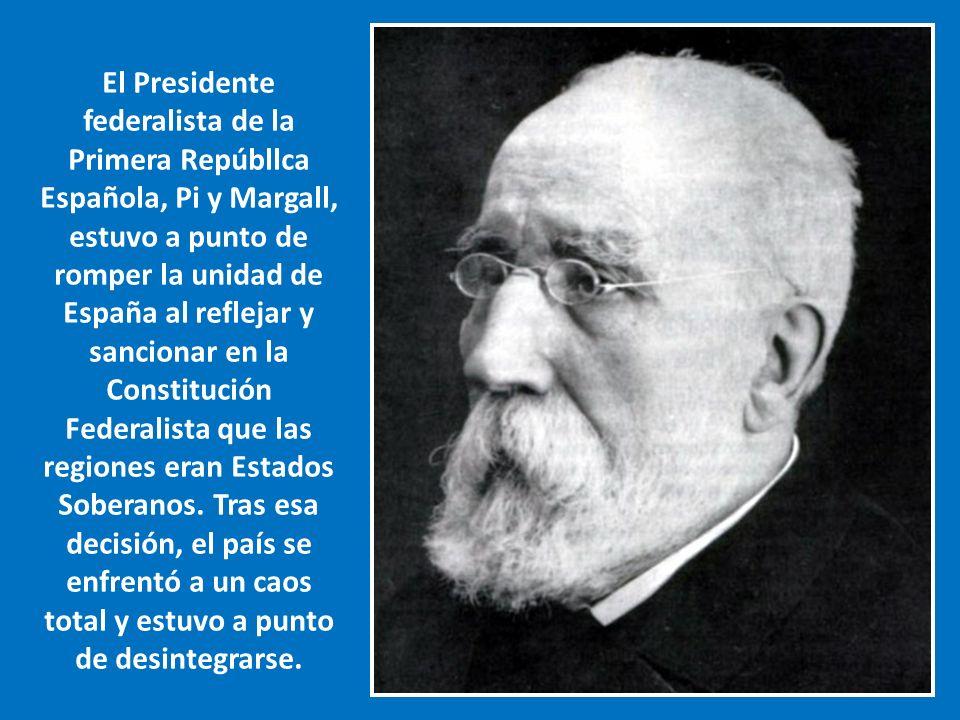 Durante la Primera República ocurrieron en España unos sucesos que, al ser escasamente divulgados, han pasado con frecuencia desapercibidos, pero que