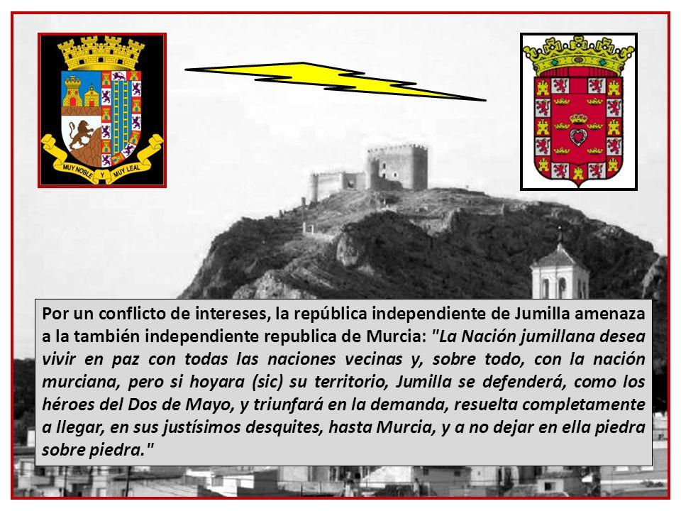 Se declararon las repúblicas independientes de Cataluña, Málaga, Cádlz, Valencia, Granada, Sevilla, Alcoy, Cartagena, Algeciras, Almansa, Andújar y va