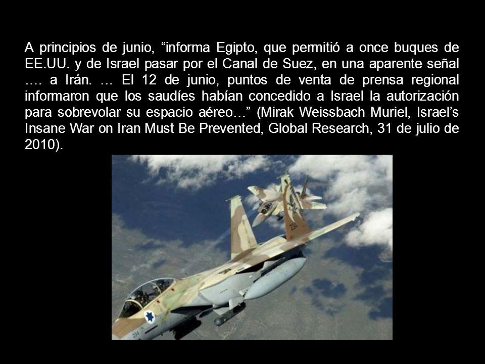 El papel de Egipto, los Estados del Golfo y Arabia Saudita (dentro de la alianza militar ampliada) es de particular relevancia. Egipto controla el trá