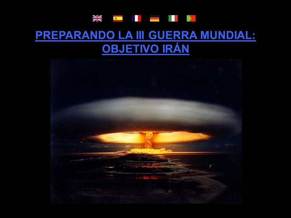 En la doctrina militar posterior al 11-S, el despliegue masivo de armamento militar se definió como parte de la llamada Guerra Global contra el Terrorismo, apuntando a organizaciones terroristas no estatales como Al Qaeda y los llamados Estados patrocinadores del terrorismo, entre ellos Irán, Siria, Líbano y Sudán.