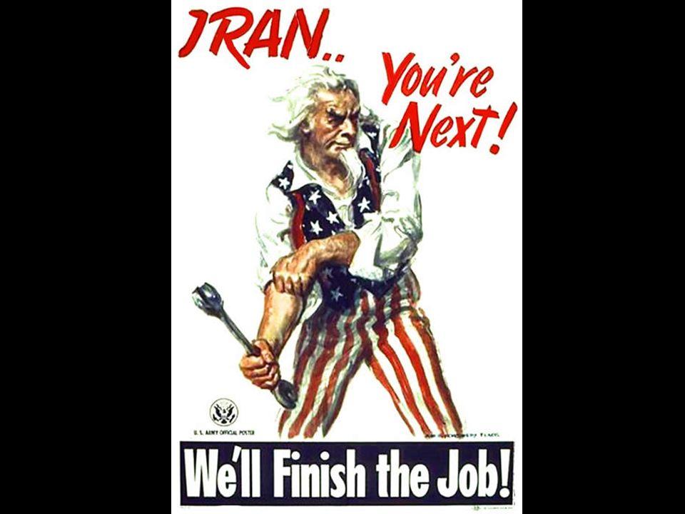 Mientras que Irán, Siria y el Líbano son los objetivos inmediatos, China, Rusia, Corea del Norte, por no hablar de Venezuela y Cuba, son también objet