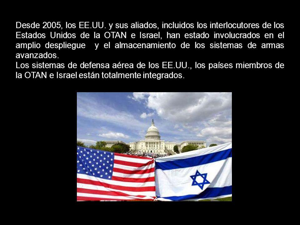 LAS ACCIONES RECIENTES DE LOS MILITARES DE EE.UU.