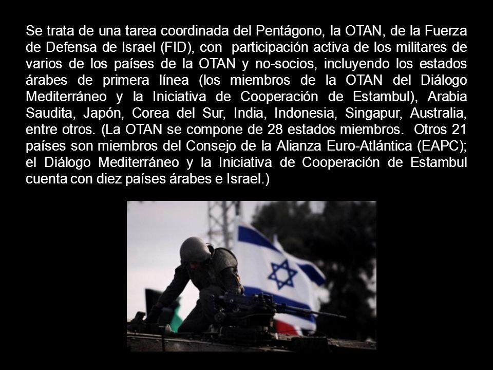Desde 2005, los EE.UU. y sus aliados, incluidos los interlocutores de los Estados Unidos de la OTAN e Israel, han estado involucrados en el amplio des