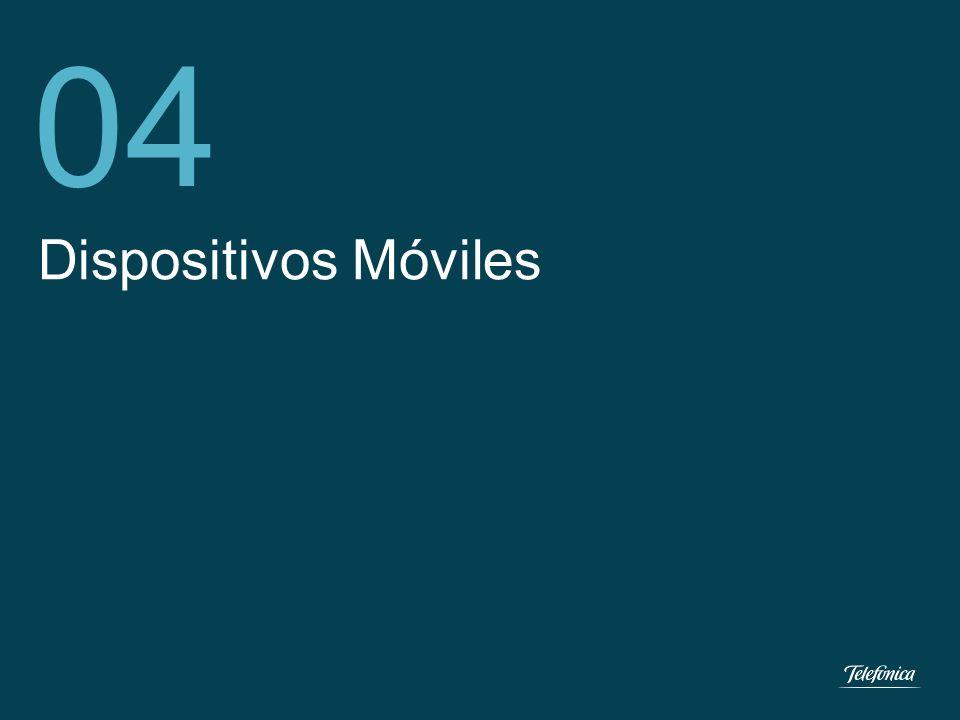 Telefónica del Perú Segmento Empresas 13 Dispositivos Móviles 04