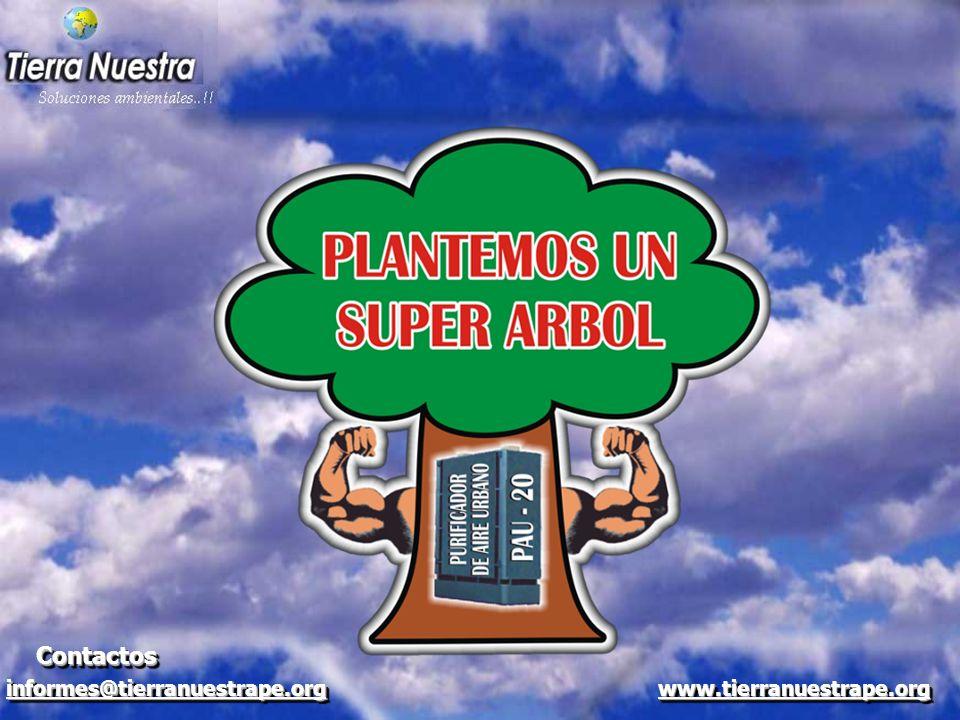 ContactosContactos www.tierranuestrape.org informes@tierranuestrape.org MUY AGRADECIDO POR SU ATENCIÓN MUY AGRADECIDO POR SU ATENCIÓN