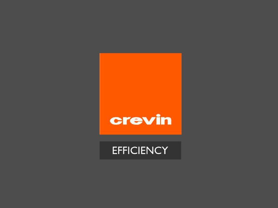 Con el fin de mejorar la funcionalidad de sus telas, crevin ha desarrollado la marca crevin efficiency.