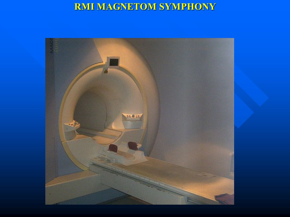 RMI MAGNETOM SYMPHONY