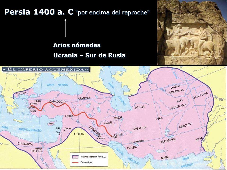 Persia 1400 a. C