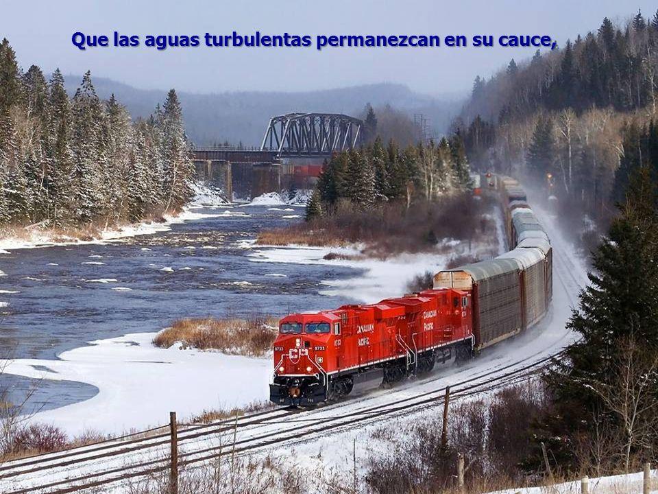 Que la amistad, el respeto y el amor siempre tiendan puentes...