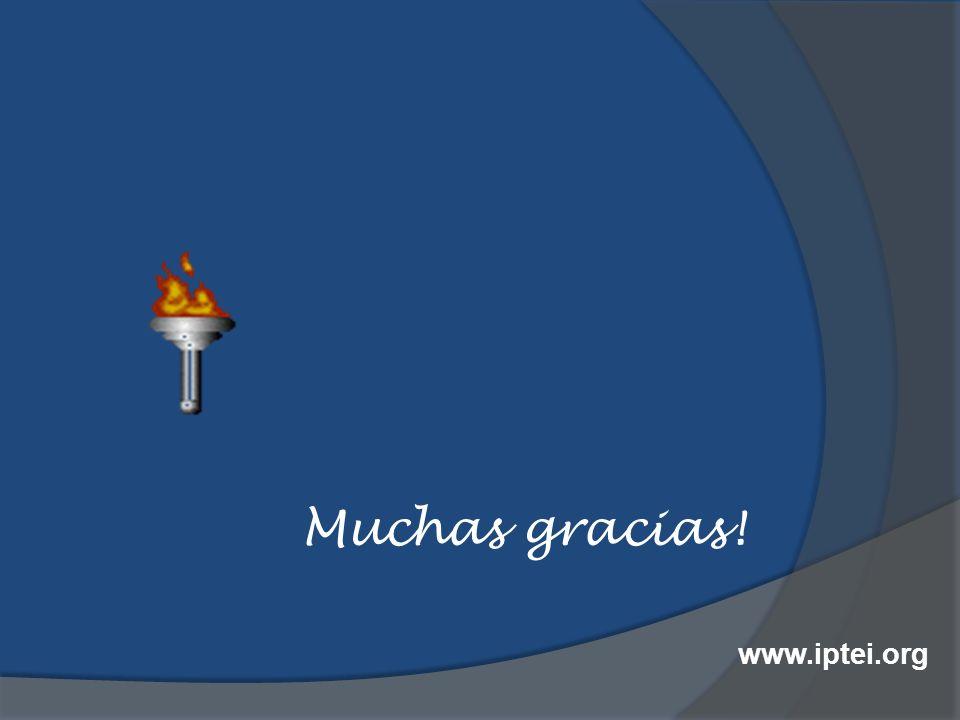 www.iptei.org Muchas gracias!