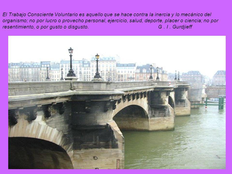 La consciencia es un fenómeno eléctrico que surge de un estado de ser que podemos sentir. G. I. Gurdjieff