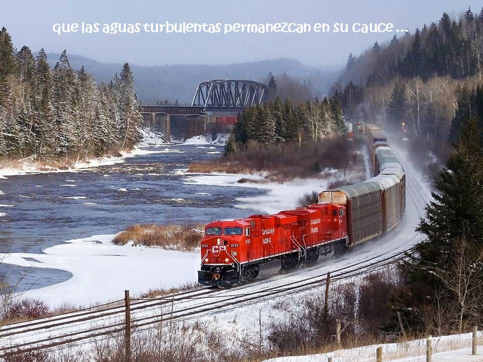 y que la amistad, el respeto y el amor siempre tiendan puentes...