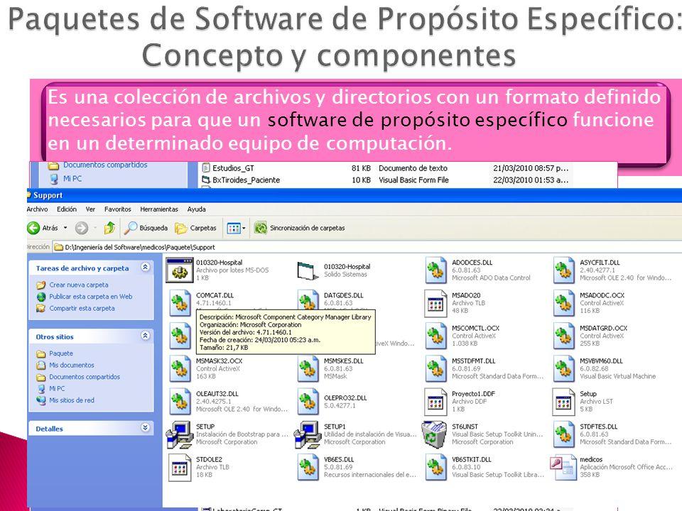 Diseño Asistido Estadísticos 7 Paquetes de Software de Propósito Específico Matemáticos Educativos Abogados Comerciales Administrativo- Contables Medicina