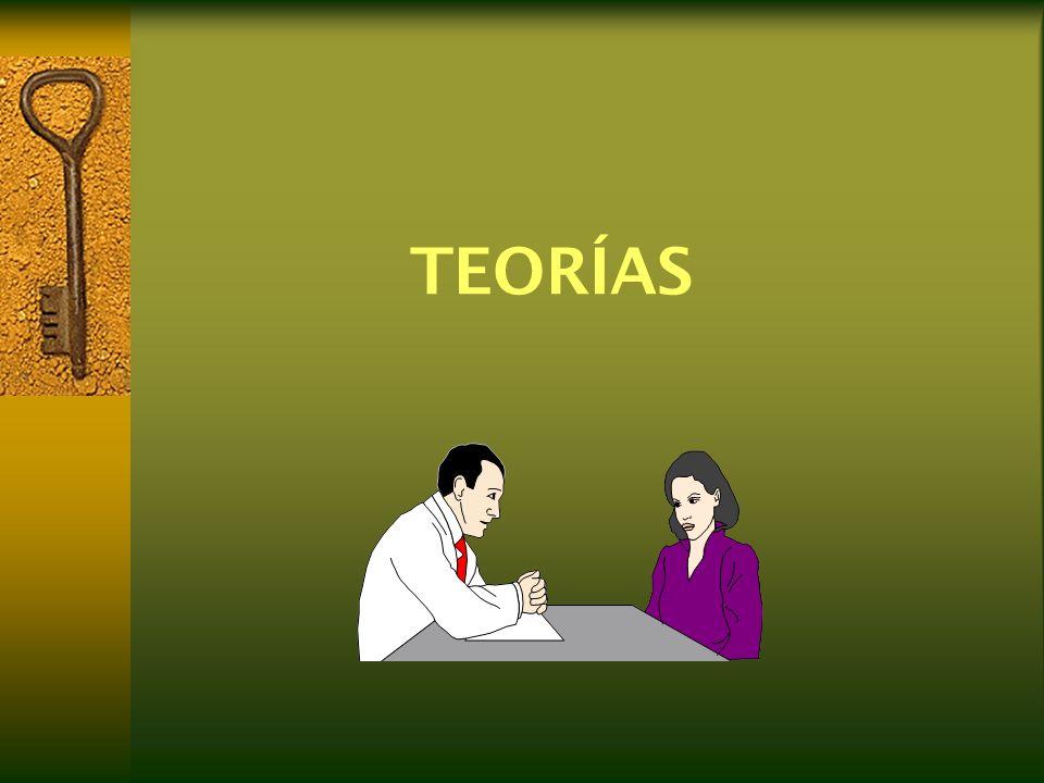 TEORÍAS
