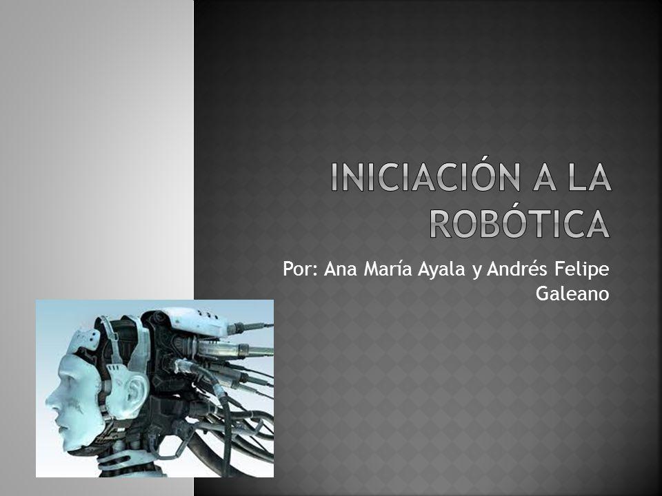 Por: Ana María Ayala y Andrés Felipe Galeano