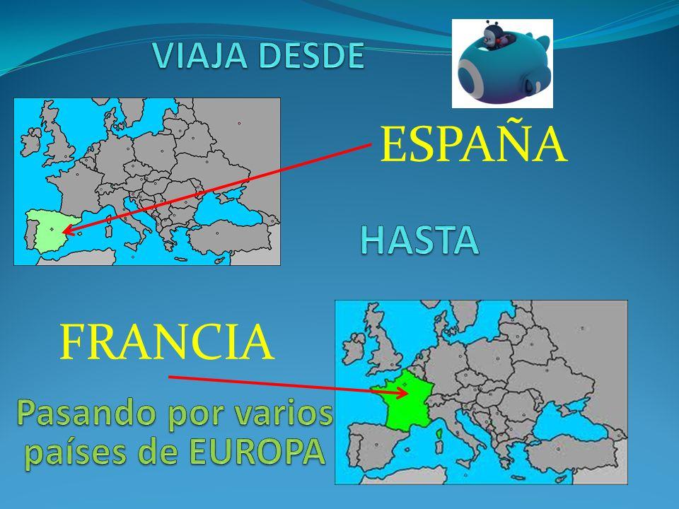 ESPAÑA FRANCIA