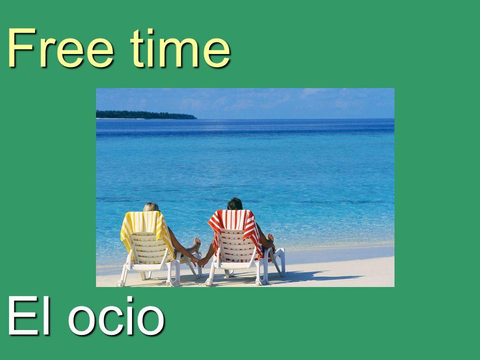 Free time El ocio