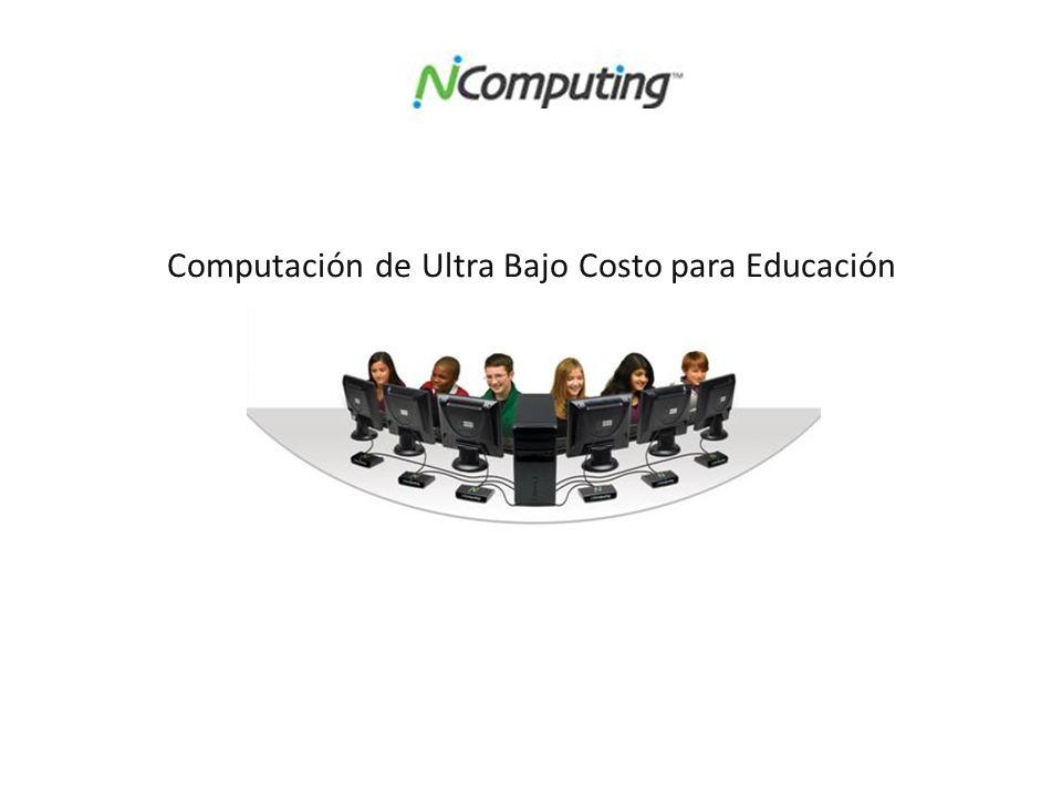 Italc es un software gratuito que funciona con Ncomputing.