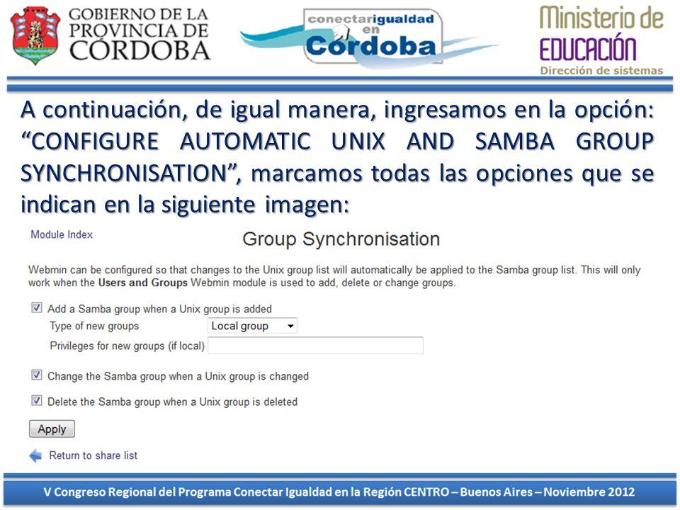 Como definir grupos Como definir grupos Creamos los directorios: /etc/dansguardian/f1 /etc/dansguardian/f2 Agregamos las reglas de filtrado: cr –r /etc/dansguardian/lists /etc/dansguardian/f1 cr –r /etc/dansguardian/lists /etc/dansguardian/f2