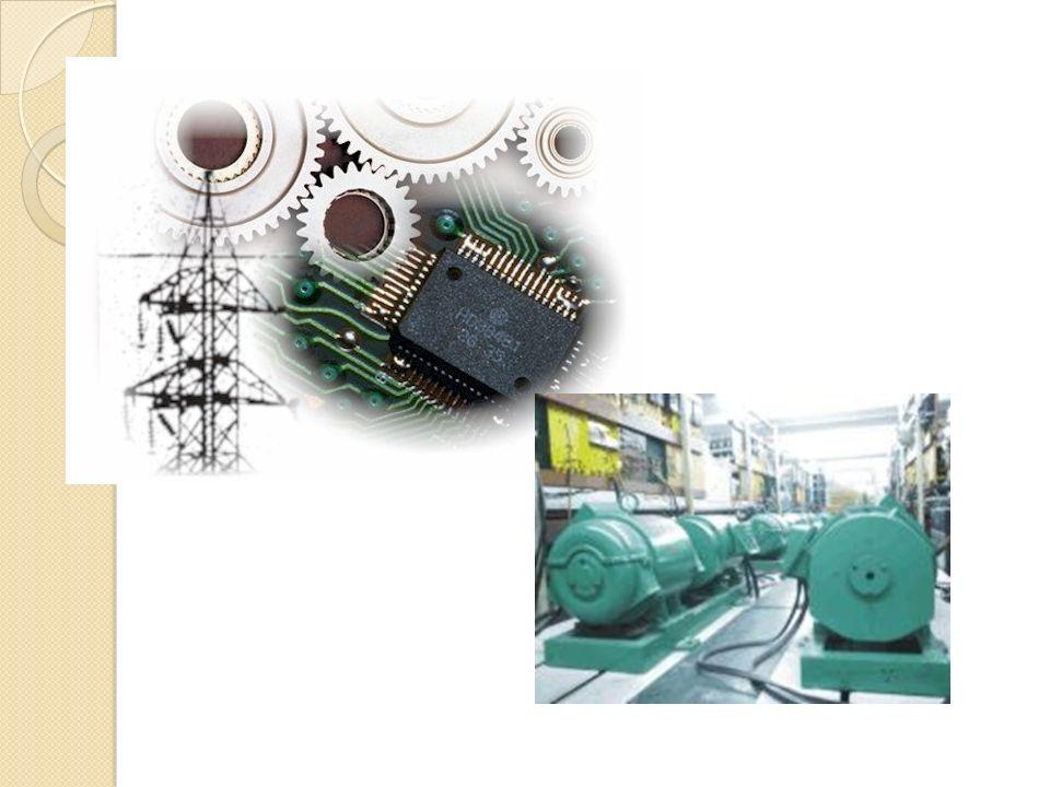 Estado actual: Hoy día todo esta compuesto por cosas eléctricas asiendo así que la electromecánica este presente en todas las cosas cotidianas de hoy tanto las que utilizan luz eléctricas como las que fueron ellas con maquinaria que ocupo a la electromecánica para poder se crear.