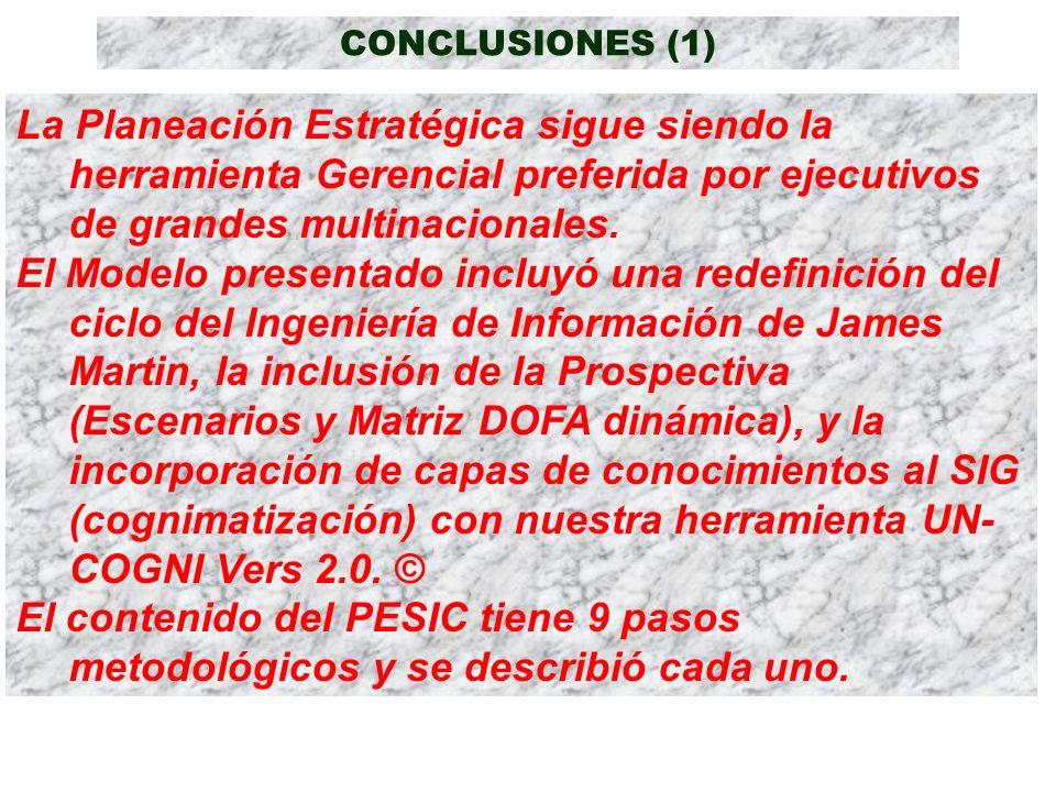 PRODUCTOS DE LA FASE VII Sistema Integrado, ROBUSTO Bases Pobladas de Conocimientos Sistema de Aprendizaje Institucional Activos Intelectuales Memoria
