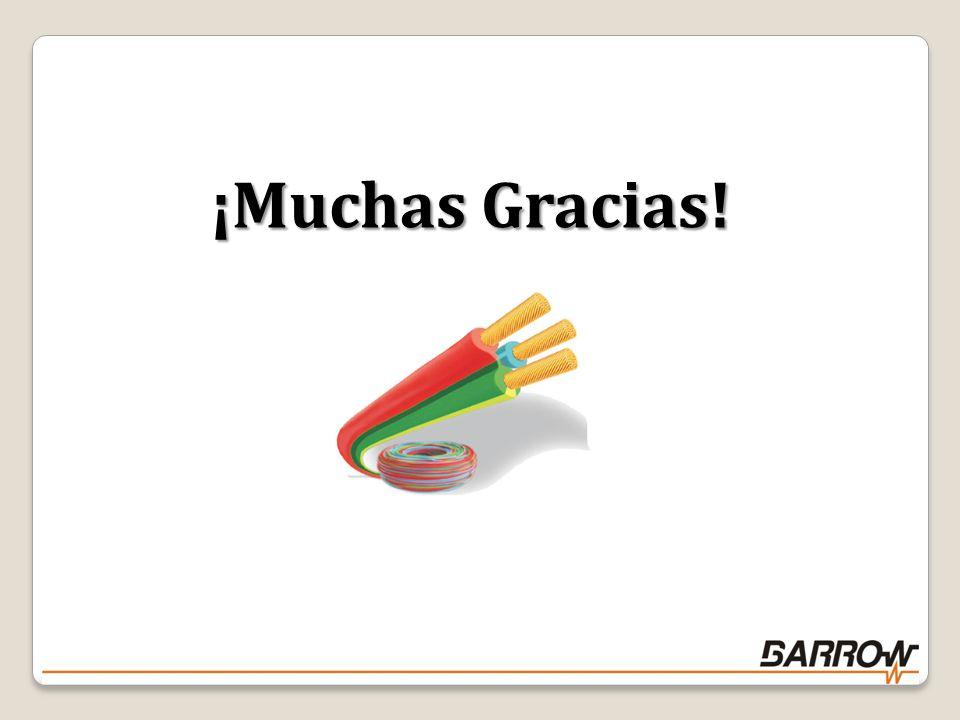 ¡Muchas Gracias! 33