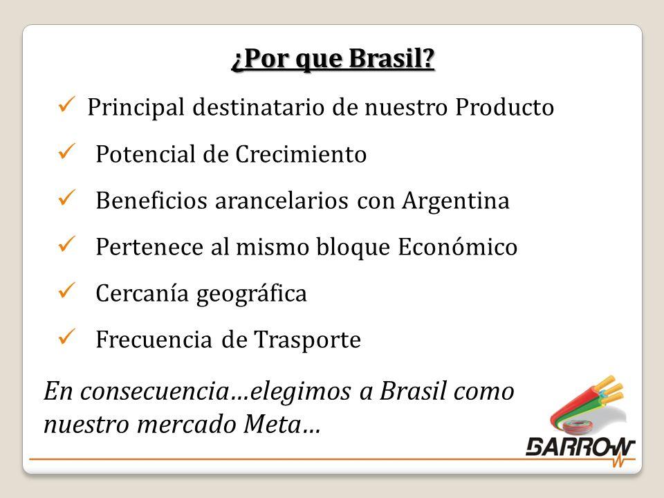 9 ¿Por que Brasil.