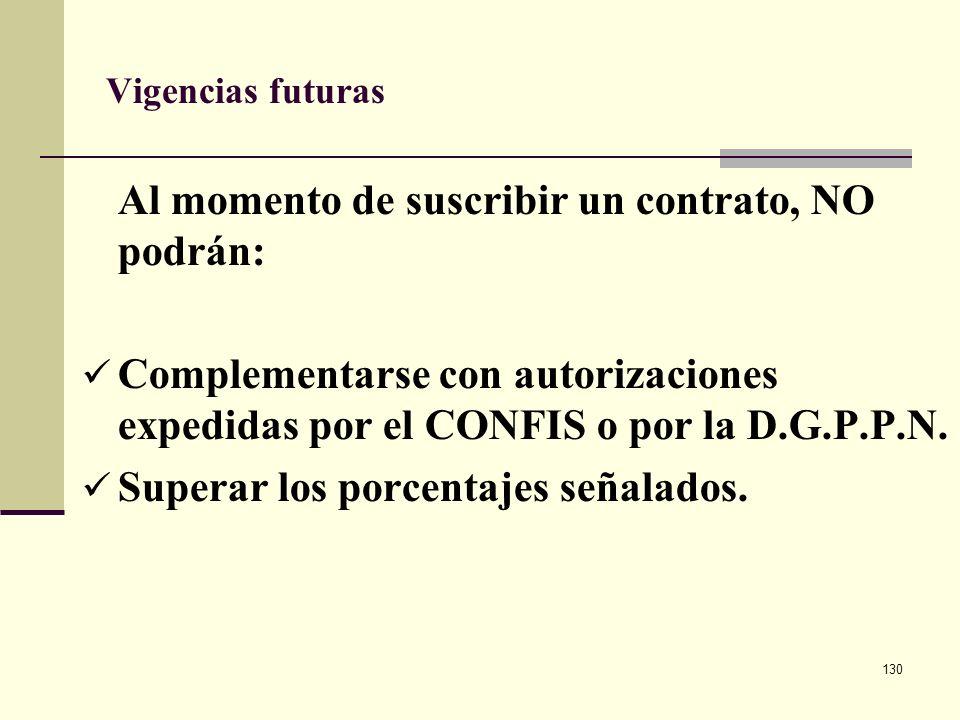 129 EN LA NACION EL CONFIS DELEGO LA AUTORIZACION PARA ASUMIR OBLIGACIONES QUE AFECTEN PRESUPUESTO DE V.F. ORDINARIAS CON INGRESOS PROPIOS DE LASA EIC