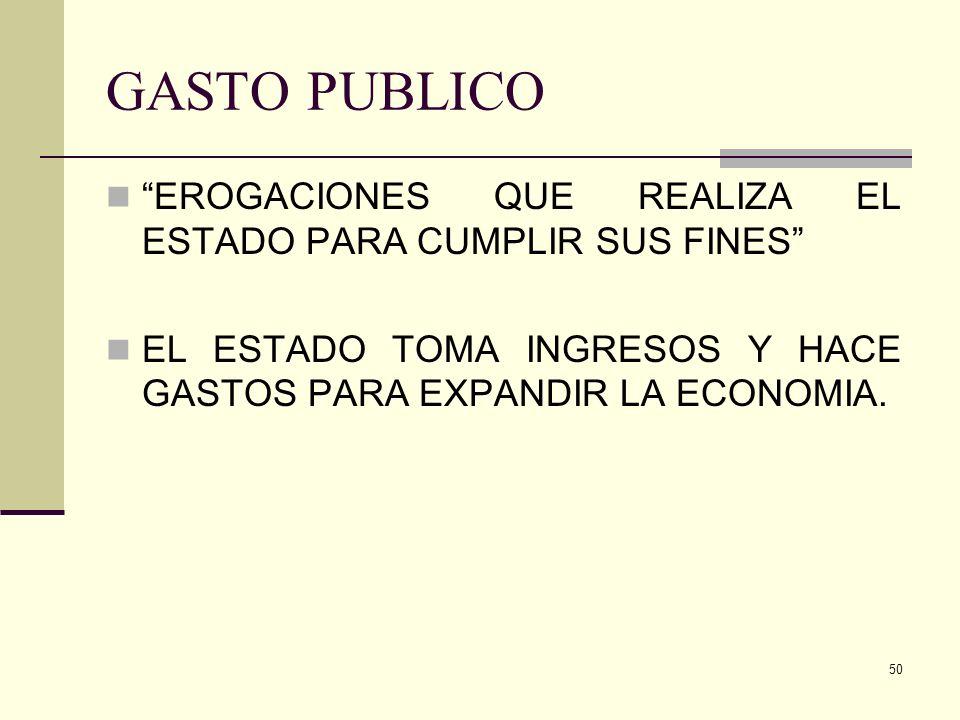 49 DISTRIBUCION DEL GASTO PUBLICO GASTO SOCIAL SISTEMA GENERAL DE PARTICIPACION