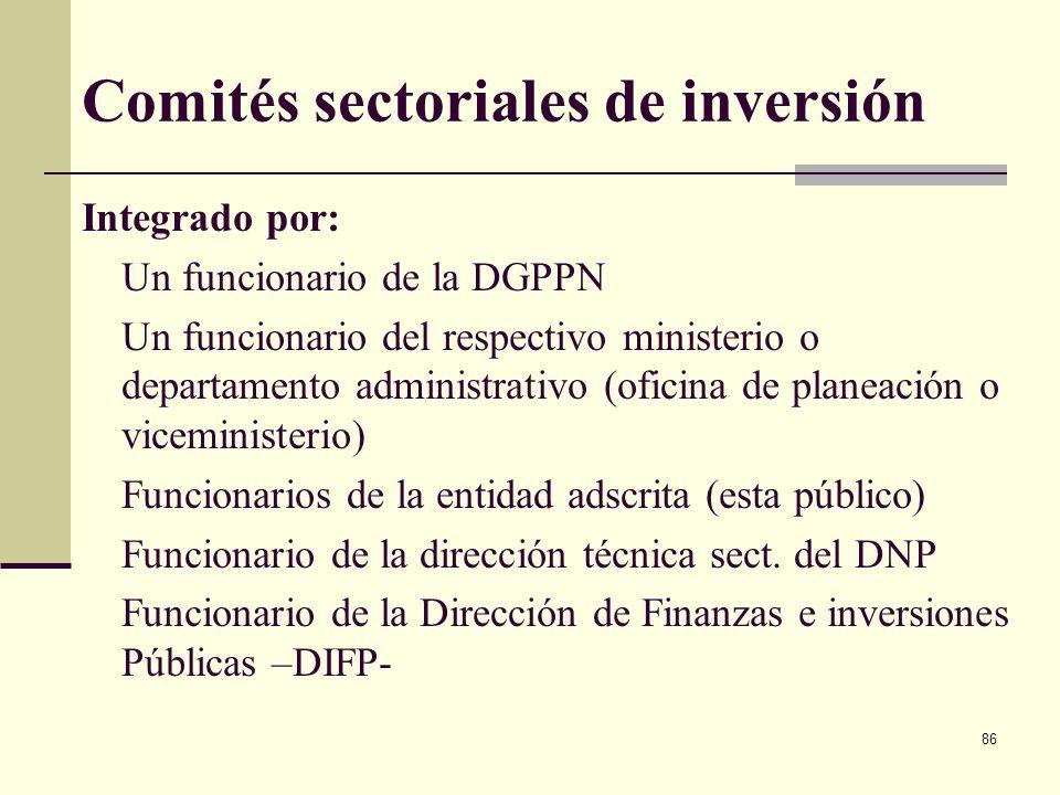 85 Regionalización Identificación de la región, departamento o municipio en el que se ubica cada proyecto, debidamente contextualizada.
