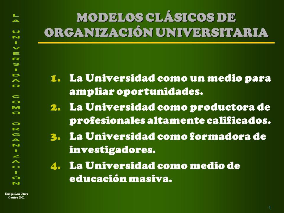 Enrique Luis Otero Octubre 2002 Apuntes de F.U.N.D.E.C.