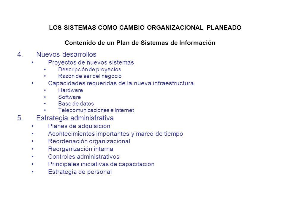 1.Propósito del Plan Panorama global del contenido del Plan Cambios en la situación actual de la empresa Plan estratégico de la empresa Organización a