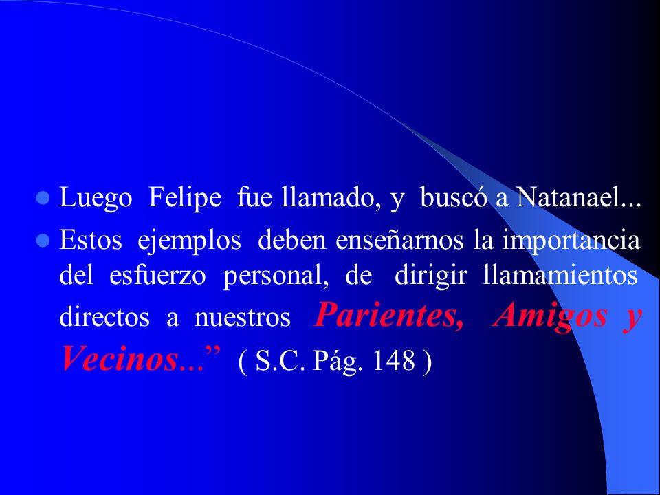 SISTEMA OIKOS Y EL ESPÍRITU DE PROFECÍA Con el llamamiento de Juan, Andrés, Simón, Felipe y Natanael, empezó la fundación de la iglesia cristiana...