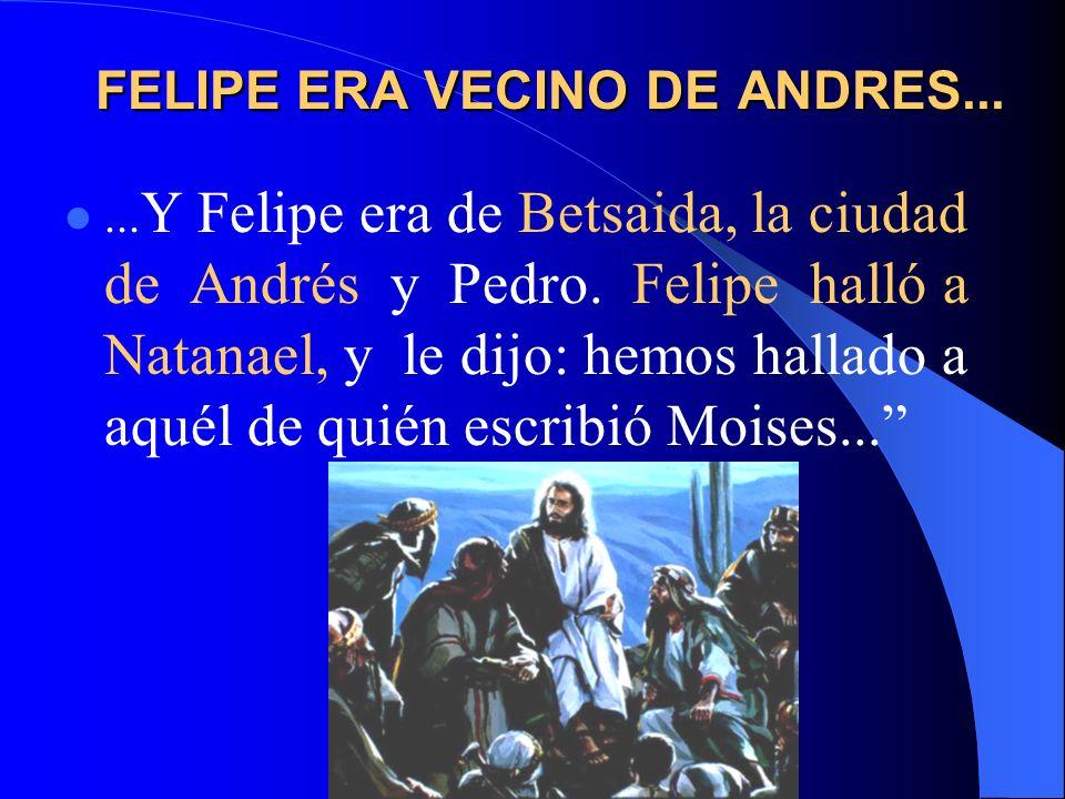 LOS PRIMEROS DISCÍPULOS Y EL SISTEMA OIKOS Juan 1: 35-45 El siguiente día otra vez estaba Juan, y dos de sus discípulos.
