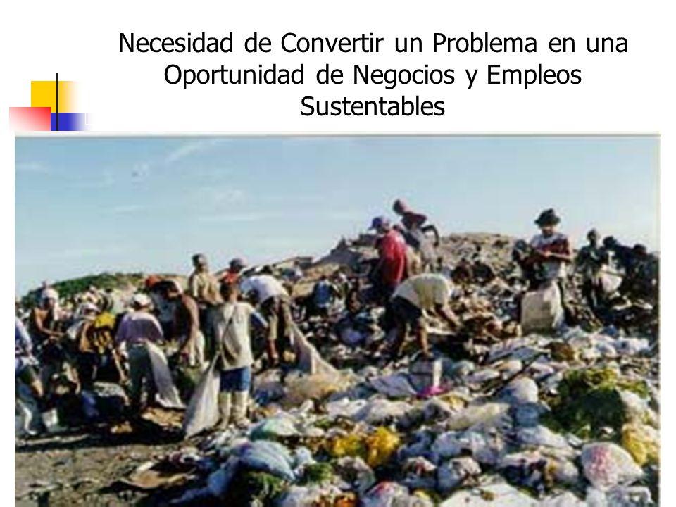 ¿Qué se requiere para que un residuo sea considerado subproducto, insumo o material secundario.