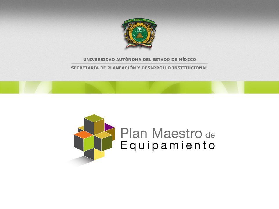 Contenido Antecedentes Objetivo del Plan Maestro de Equipamiento Etapas del proyecto Sistema informático Web Asesoría y apoyo técnico