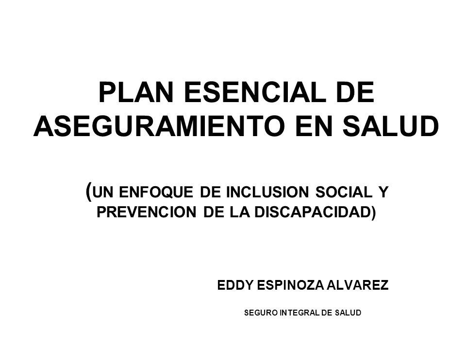 SITUACION DEL ASEGURAMIENTO EN SALUD Según la ENAHO continua correspondiente al mes de diciembre 2007 el 46,5% de la población del país se encuentra afiliado a algún tipo de seguro de salud.