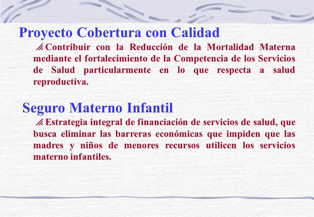PLAN DE CONTINGENCIA OBJETIVO: Disminuir la Mortalidad Materna en áreas focalizadas Aumentar la capacidad resolutiva de los puntos focalizados.