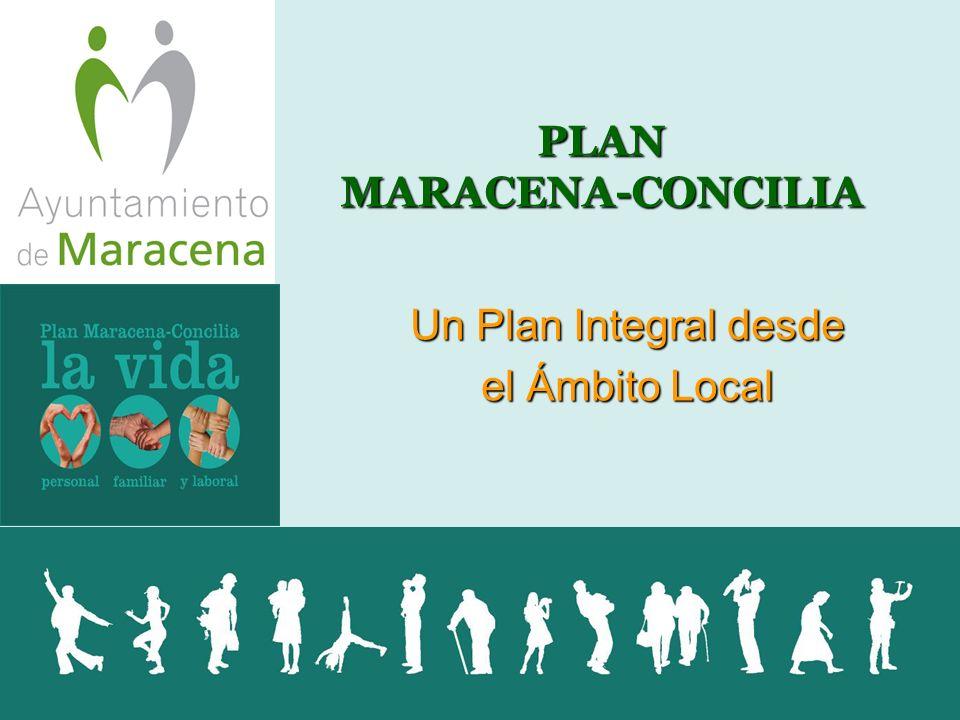 PLAN MARACENA-CONCILIA Un Plan Integral desde el Ámbito Local