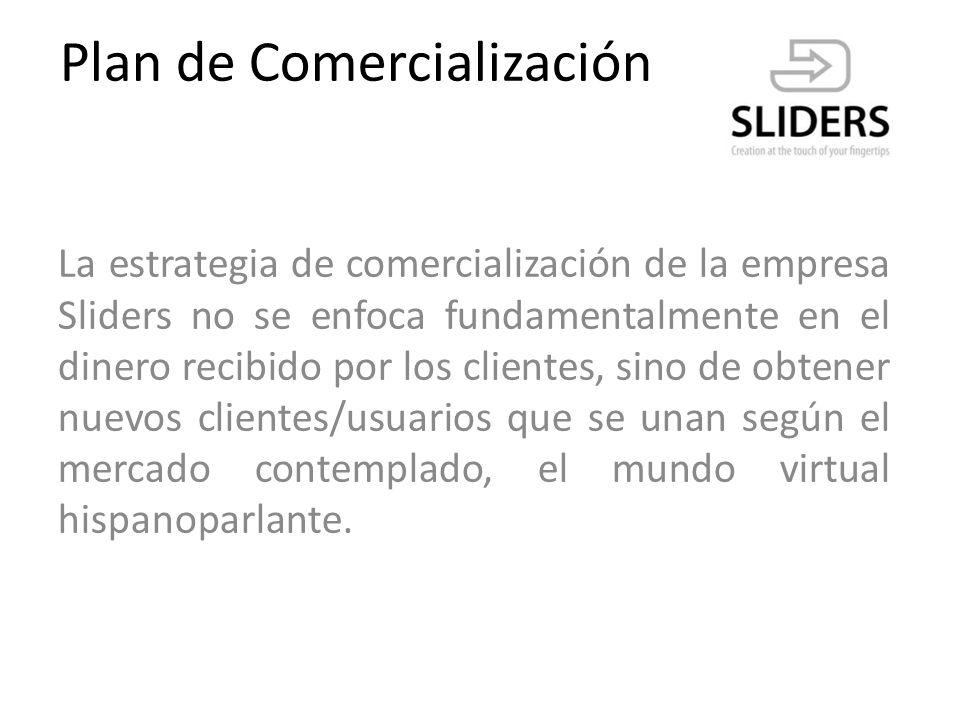 Plan de Comercialización Premisa interna: Dar a conocer nuestra empresa.