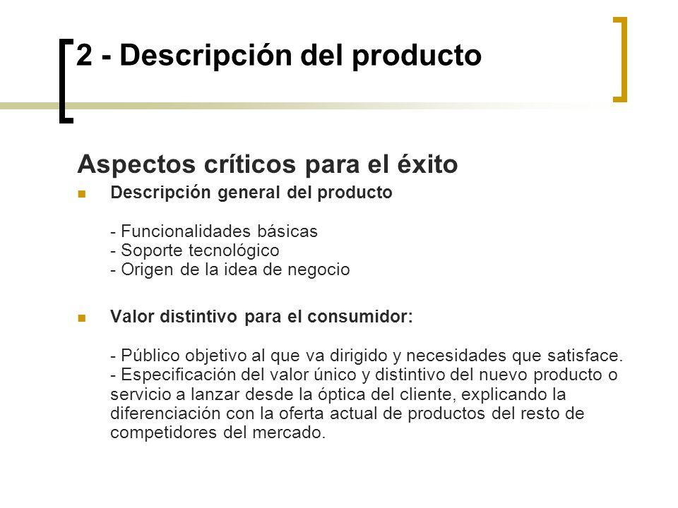 3.Mercado potencial Mercado - Descripción del mercado.