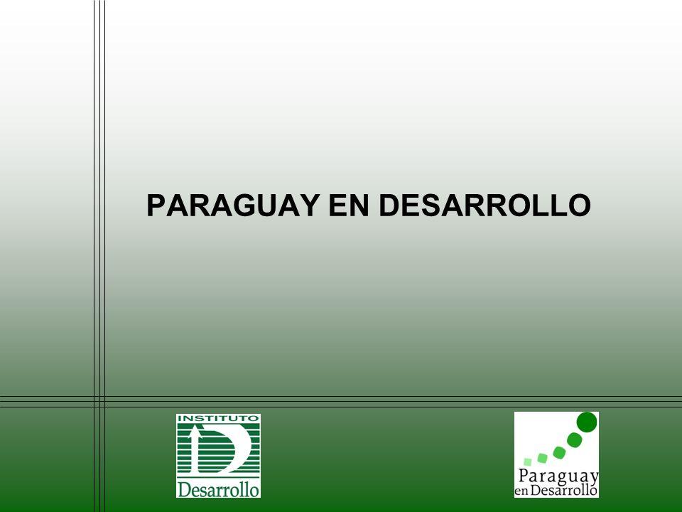 PARAGUAY EN DESARROLLO