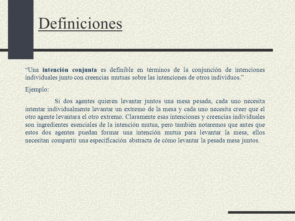 Semánticas Dada una interpretación M y un conjunto de puntos en el tiempo (w t0,..., w tn ): Semánticas de Modalidades Temporales.