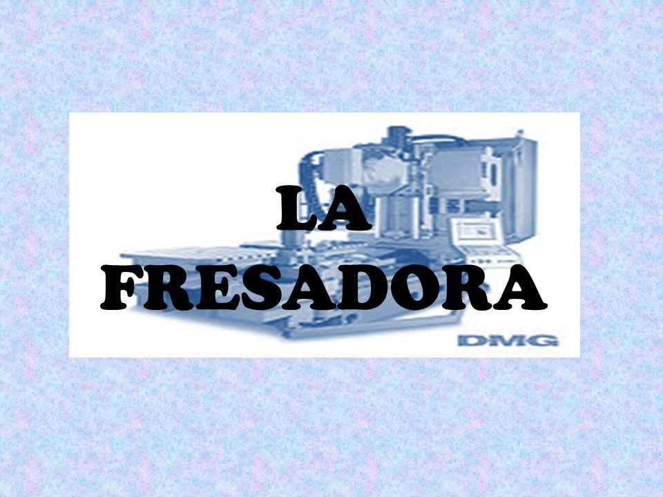 Fresadoras especiales Además de las fresadoras tradicionales, existen otras fresadoras con características especiales que pueden clasificarse en determinados grupos.