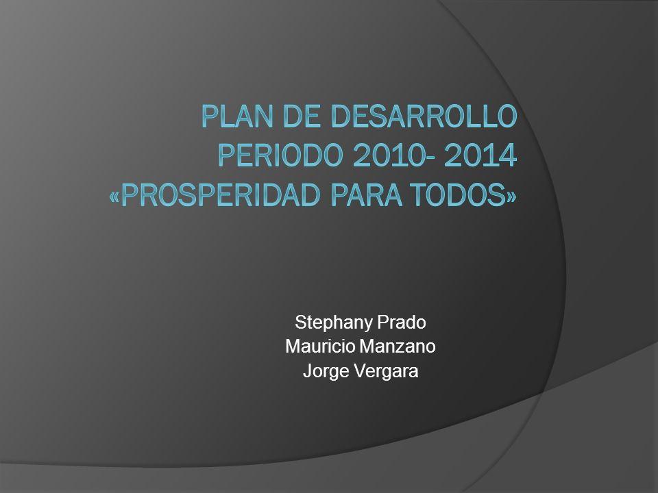 Stephany Prado Mauricio Manzano Jorge Vergara