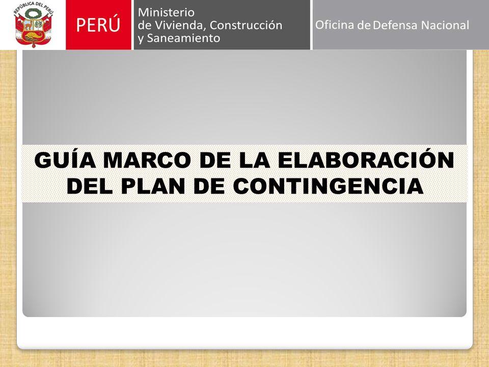 DIFUSIÓN Los obligados deben remitir un resumen ejecutivo de su plan de contingencia a la municipalidad provincial en cuyo ámbito realizan sus activid