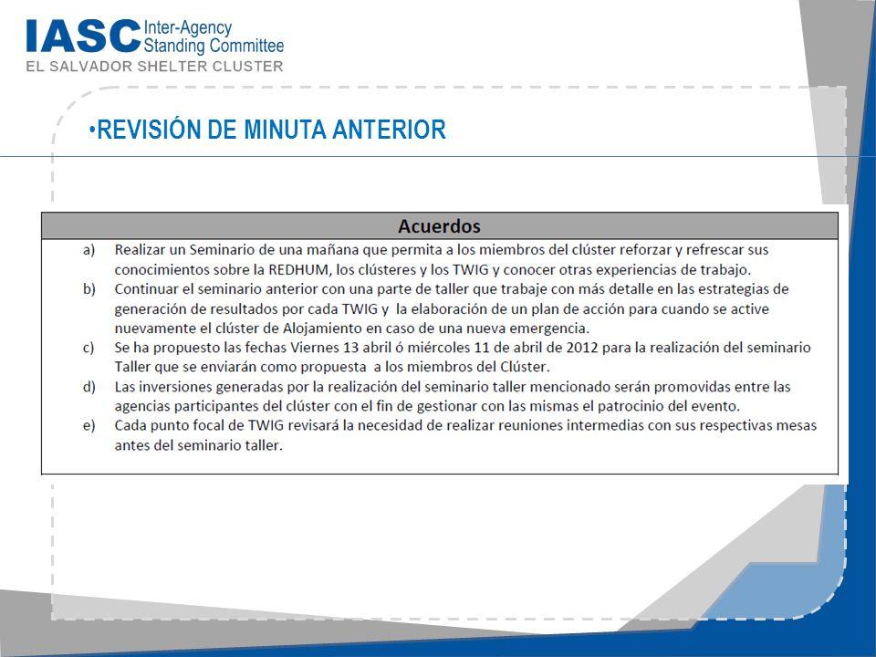 Resumen del Plan Invernal de Protección Civil 2012