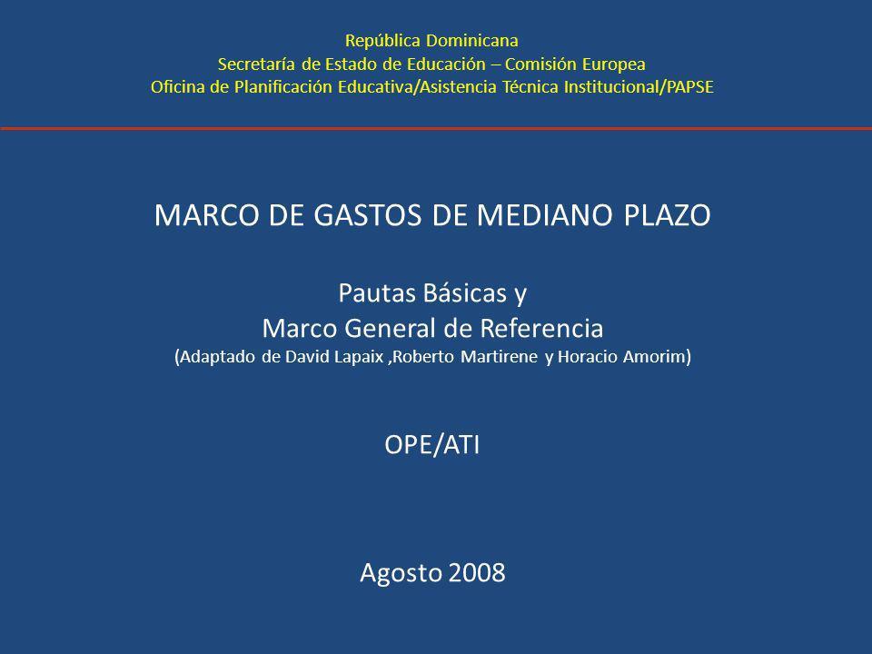 Plan Decenal 2008-2018 42