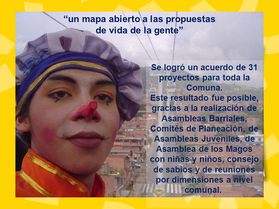 Se logró un acuerdo de 31 proyectos para toda la Comuna.